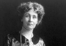 Emmeline Pankhurst (1858–1928)